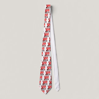 HIV AIDS AWARENESS NIECE T Shirts Neck Tie