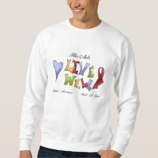 HIV/ AIDS Awareness Sweatshirt