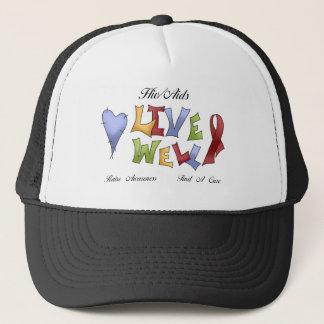 HIV/ AIDS Awareness Trucker Hat