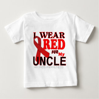 HIV AIDS AWARENESS UNCLE.png Baby T-Shirt