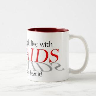HIV/AIDS | Fundraising Mug