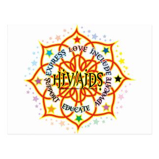 HIV/AIDS Lotus Postal