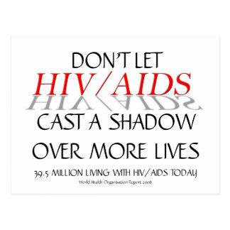 HIV/AIDS | Postcard
