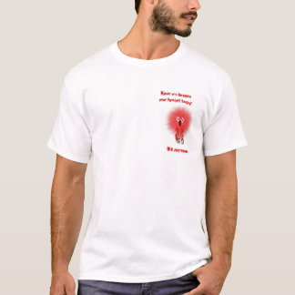 HIV awareness Furblet T-Shirt