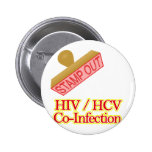 HIV -  HCV Co-Infection Pins