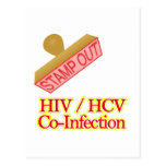 HIV -  HCV Co-Infection Post Card