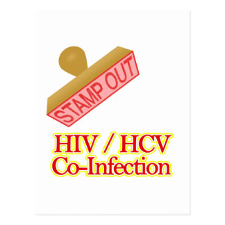 HIV -  HCV Co-Infection Postcard