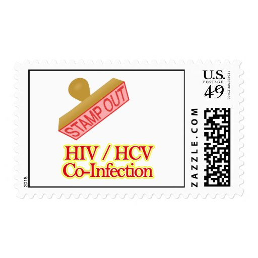 HIV -  HCV Co-Infection Stamps