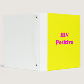 HIV Positive Binder