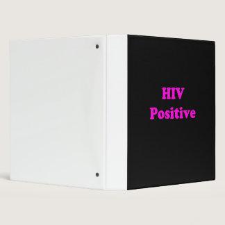 HIV Positive Binder
