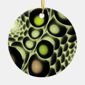 Hive Flame Fractal Ornament