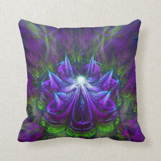 Hivemind Throw Pillow