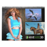 HiveWire 3D Calendar