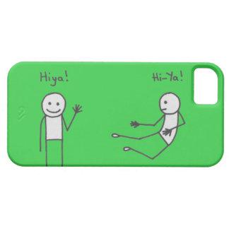 Hiya! Phone Case Green