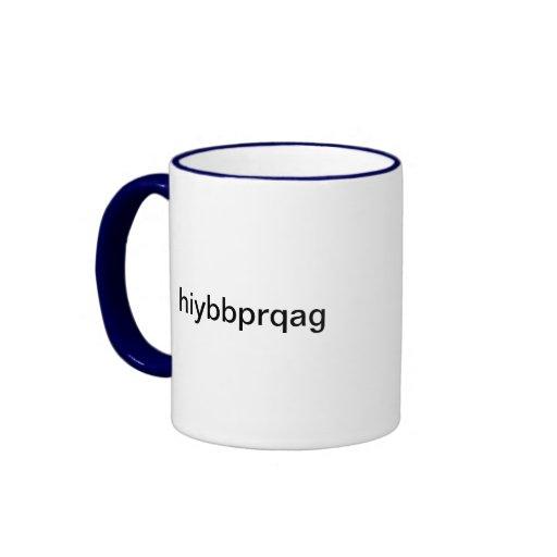 hiybbprqag ringer coffee mug