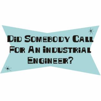 Hizo alguien llamada para un ingeniero industrial esculturas fotográficas