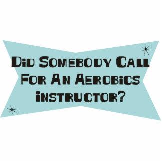 Hizo alguien llamada para un instructor de los aer esculturas fotograficas