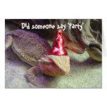 Hizo alguien para decir 'Party Felicitación