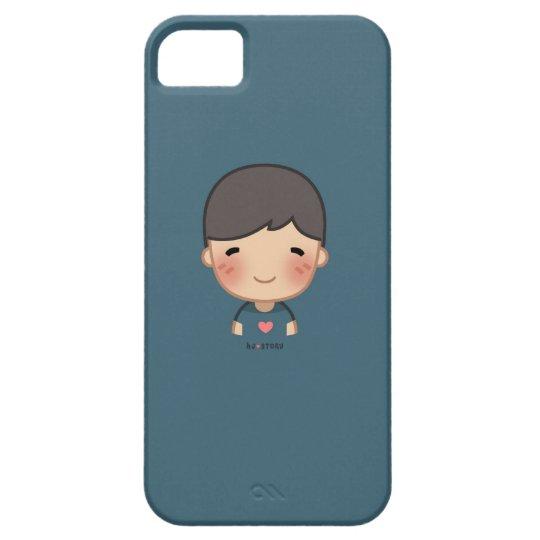 HJ-Story Boy Iphone 5 Case