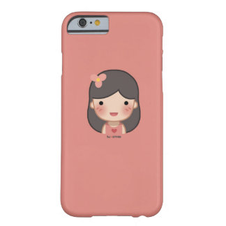 HJ-Story Boy iPhone 6 case/S Case Barely There iPhone 6 Case