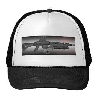 HK417 con M203 Gorros