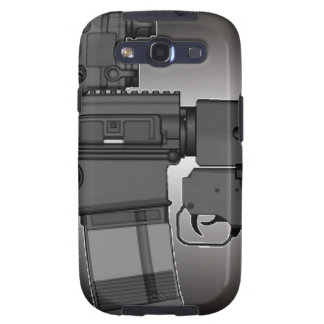 HK417 with M203 Galaxy S3 Cover