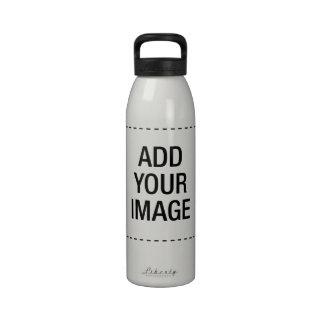 hl botella de agua