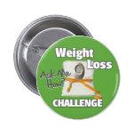 HL de peso del desafío de la pérdida Pins