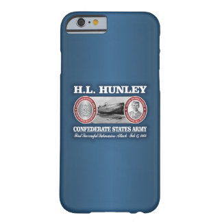 HL Hunley (CSA) Barely There iPhone 6 Case
