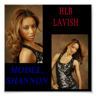 HLB Lavish MODELS Poster