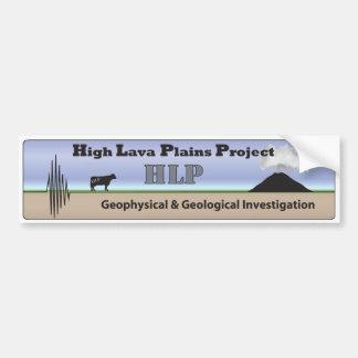 HLP bumper stickers