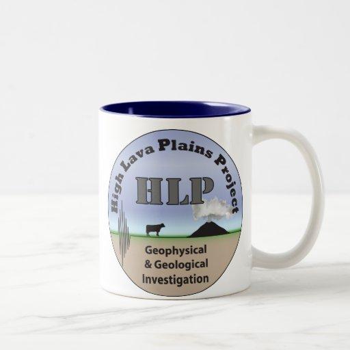 HLP coffee mug