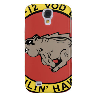 HM-12 Vertical Onboard Delivery Detachment Galaxy S4 Cover
