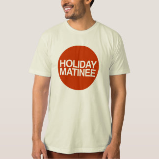 HM Helvetica Logo Organic T Shirt