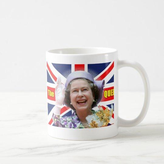 HM Queen Elizabeth II Coffee Mug