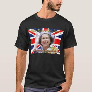 HM Queen Elizabeth II Diamond Jubilee T-Shirt