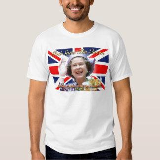 HM Queen Elizabeth II Diamond Jubilee Tees