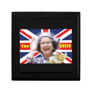 HM Queen Elizabeth II Jewelry Box