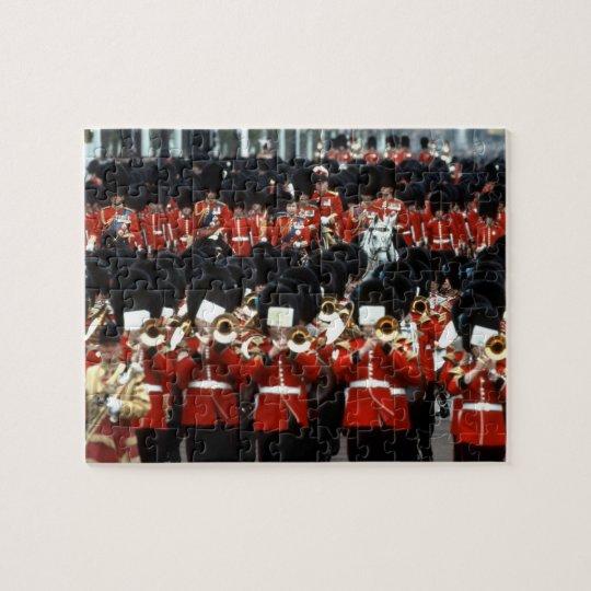 HM Queen Elizabeth II Jigsaw Puzzle