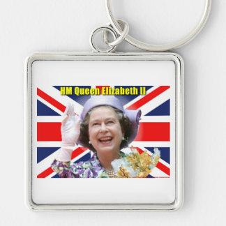 HM Queen Elizabeth II Key Chain