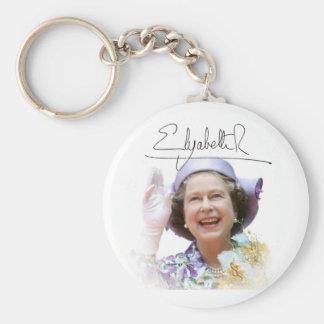 HM Queen Elizabeth II Key Chains