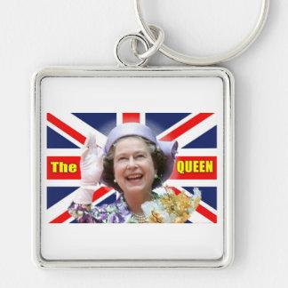 HM Queen Elizabeth II Keychain
