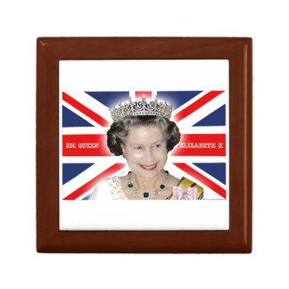 HM Queen Elizabeth II - Pro photo Gift Box