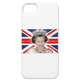 HM Queen Elizabeth II - Pro photo iPhone SE/5/5s Case