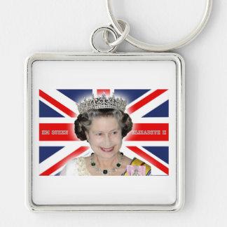 HM Queen Elizabeth II - Pro photo Key Chains