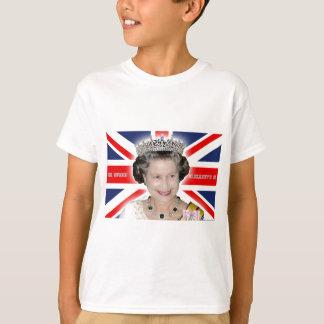 HM Queen Elizabeth II - Pro photo T-Shirt