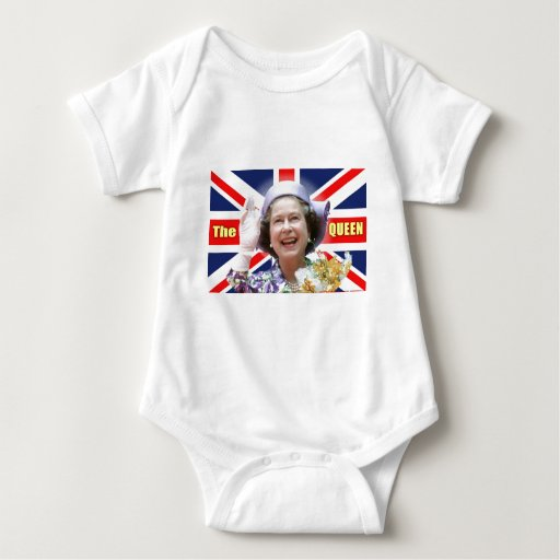 HM Queen Elizabeth II Tshirts