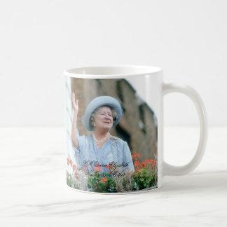 HM Queen Elizabeth, The Queen Mother 1985 Coffee Mug