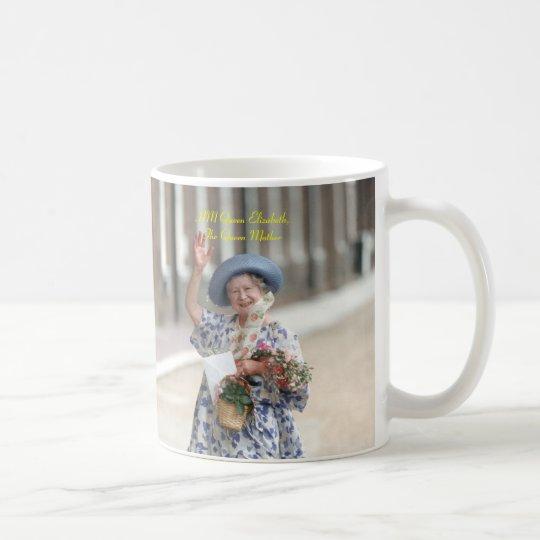 HM Queen Elizabeth The Queen-Mother 1988 Coffee Mug