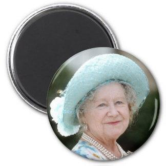 HM Queen Elizabeth, The Queen Mother Berlin 1987 Magnet